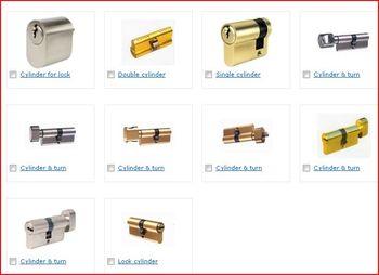 all type lock cylinder buy lock cylinder door lock. Black Bedroom Furniture Sets. Home Design Ideas