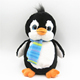 Cheap Plush Penguin Toys Big Eyes Penguin Soft Toy with Scarf