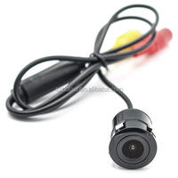 Mini Wide Viewing Angle Waterproof Reverse Backup CCD Car Front / Rear View Camera