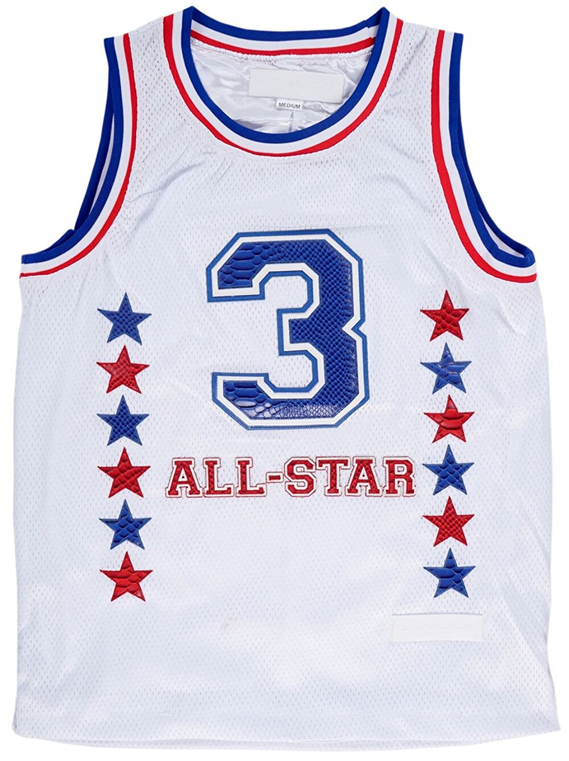 d62518aea7d8 Get Quotations · The Answer Iverson Jersey All Star  3 Sir Kevin James Top