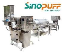 Automatic Caramel Popcorn Machine Production Line