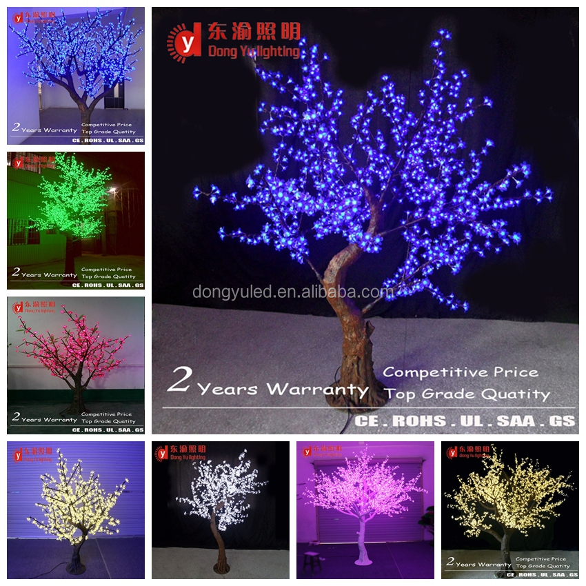 Canada Customized Led Tree Light Christmas Cone Tree Red Led Maple ...