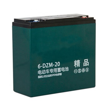 Rechargeable Supply Assembly Line Sealed Lead Acid Battery 12v 20ah