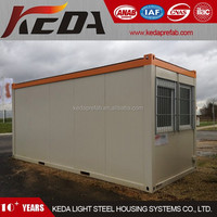 Strong And Durable prefab shipping container homes for sale