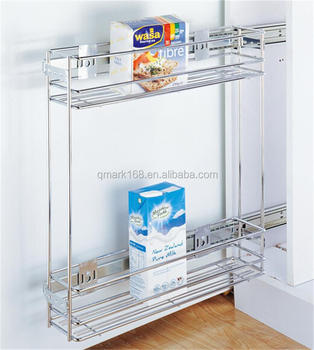 Metal Kitchen Cabinet Pull Out Basket Drawers Kitchen Wire Pull Out Shelves 900 300 150 Buy Kitchen Pull Out Shelves Kitchen Basket