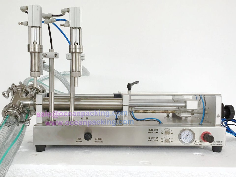manual liquid soap filling <strong>equipment</strong> for small business