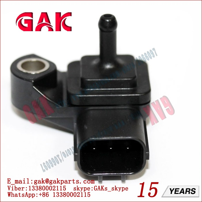 Engine Control Boost Sensor for Mitsubishi L200 KB4T 1865A035