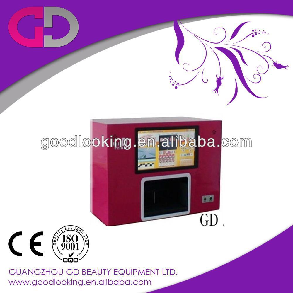 Finden Sie Hohe Qualität 3d Nageldrucker Hersteller und 3d ...