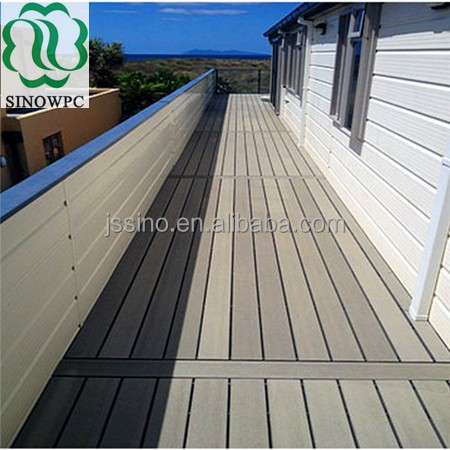 Composto padrão europeu <br/> Eco-Friendly <br/> Decore Decks/Diy Wpc Piso/Decks/Telhas