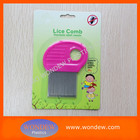 Nit free lice comb with magnifier / Quality flea lice comb