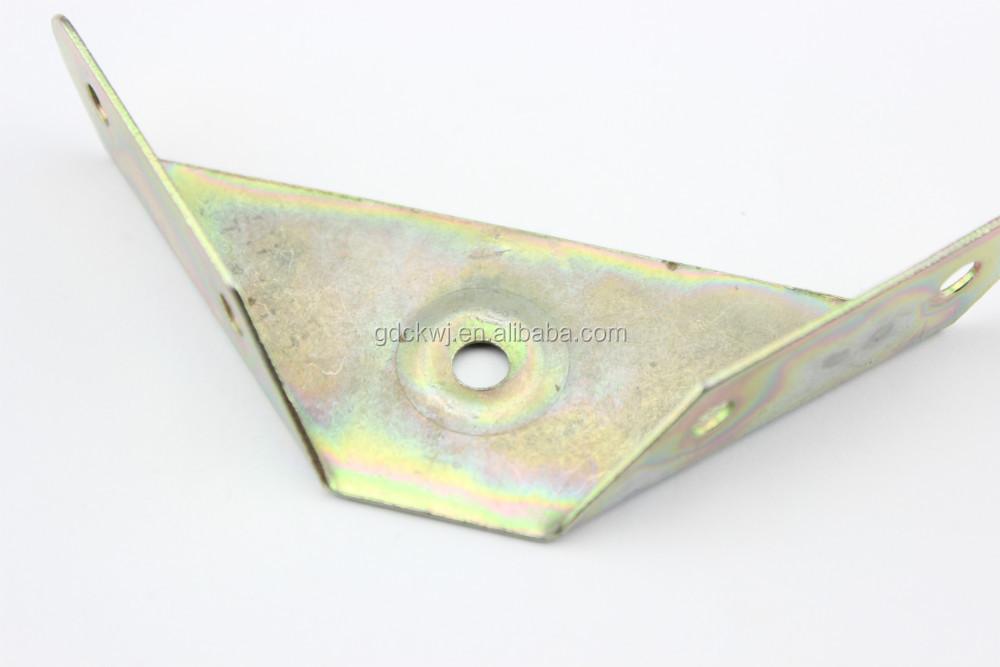 Triángulo En Forma De Metal Marco De La Cama Conector Soporte/cama ...