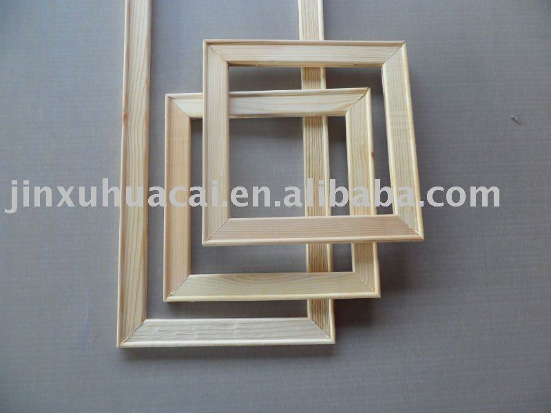 Stretched Canvas Frame For Paintings Buy Stretched Canvas Frame Wooden Stretcher Bars Oil Painting Frame Product On Alibaba Com