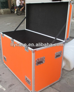 aluminum profile flight case drawer with fireproof shell