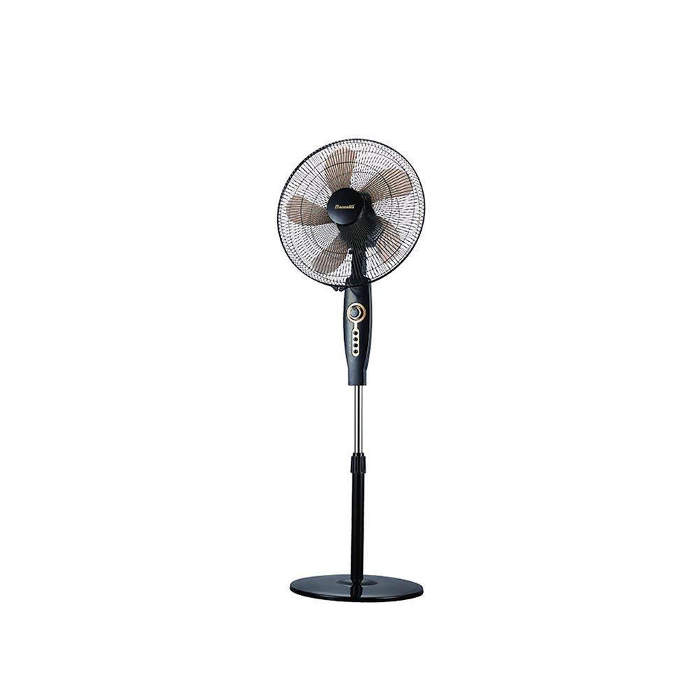 FH Electric Fan Vertical Mechanical Landing Electric Fan Household Office Dorm Room Student Desktop Energy Saving Shaking His Head