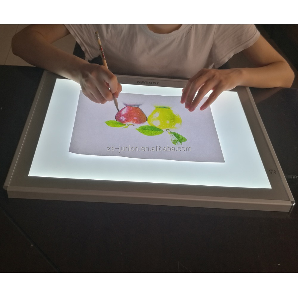 A4 Ultra-thin Portable Led Light Box Tracer Usb Power Led Art Craft Tracing  Light Pad For Artists,Drawing,Sketching - Buy Led Light Box Tracer,Led