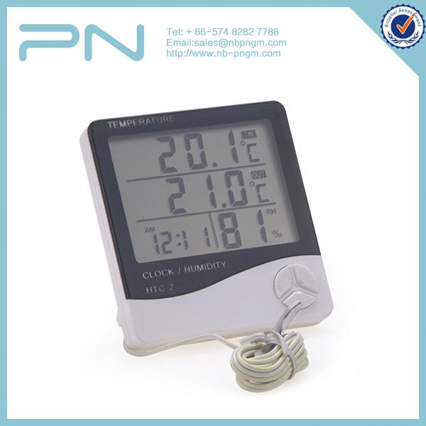 Schaltbare Grad Celsius/fahrenheit Thermometer Hygrometer Digitale ...