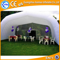 Inflatable Event Tent Manufacturer Customized Arch Tent for Outdoor Party