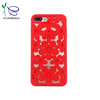 2017 Newest design factory custom 3d silicone phone case for ipone 6 6s 7