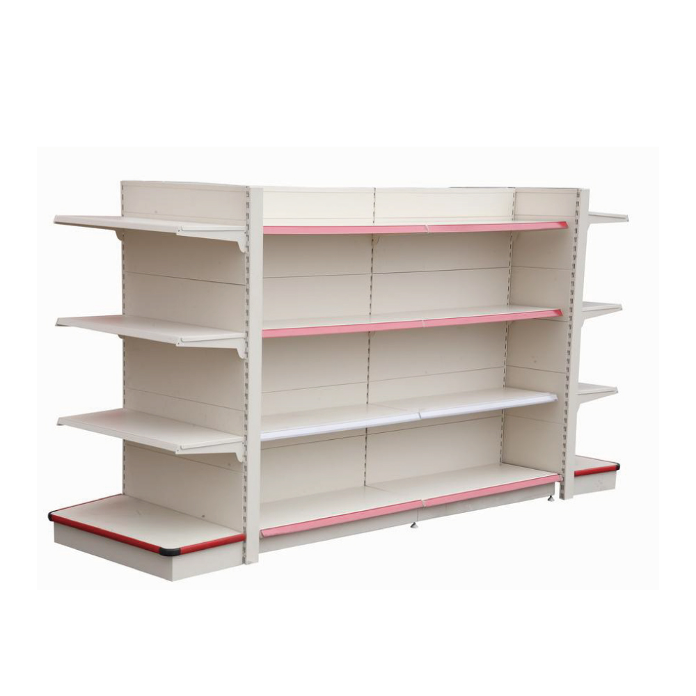 Custom production store shelf supermarket and display shelf for supermarket