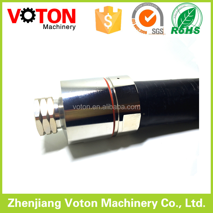 L29 7/16 Din male straight 1/5/8 cable connector
