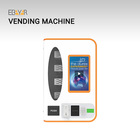 Condom Vending Machine Wall Mounted Mini Snack Vending Machine with Coin Operated