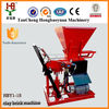China hot sale cheapest cost diesel soil brick making machine for developing countries