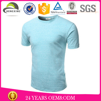 Plain wholesale custom high quality bulk blank t shirts Bulk quality t shirts