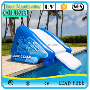 New Style Commercial Inflatable Water Slide Intex Kool Splash Blow Up Pool Slide