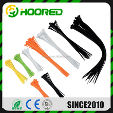 "1000 / 500 / 200 / 150 / 100 Pack / Pcs / Qty - 10"" Inch UV / Ultraviolet Colors Plastic Nylon Cable Ties Zip Wire Wrap Straps"
