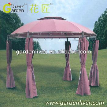 Hot Sale 3.5m Round Outdoor Gazebo Tent Garden Gazebo