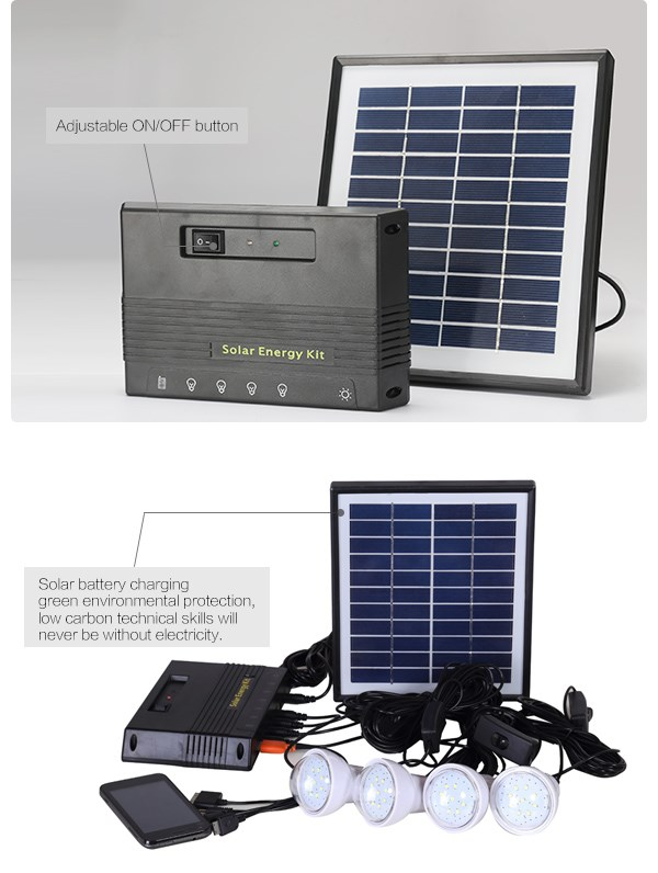 The best price portable folding solar panel energy saving product lighting system kit set for - Basic advantages of using led facade lighting for your home ...
