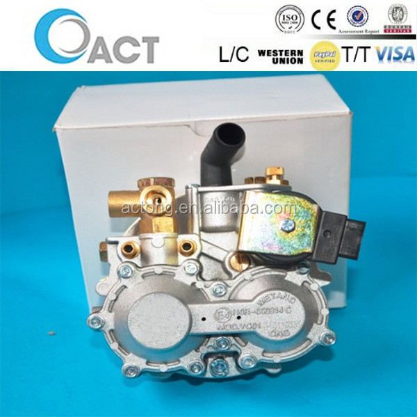 ACT Best Seller for CNG Single Point reducer ACT 04 3 generation conversion kit