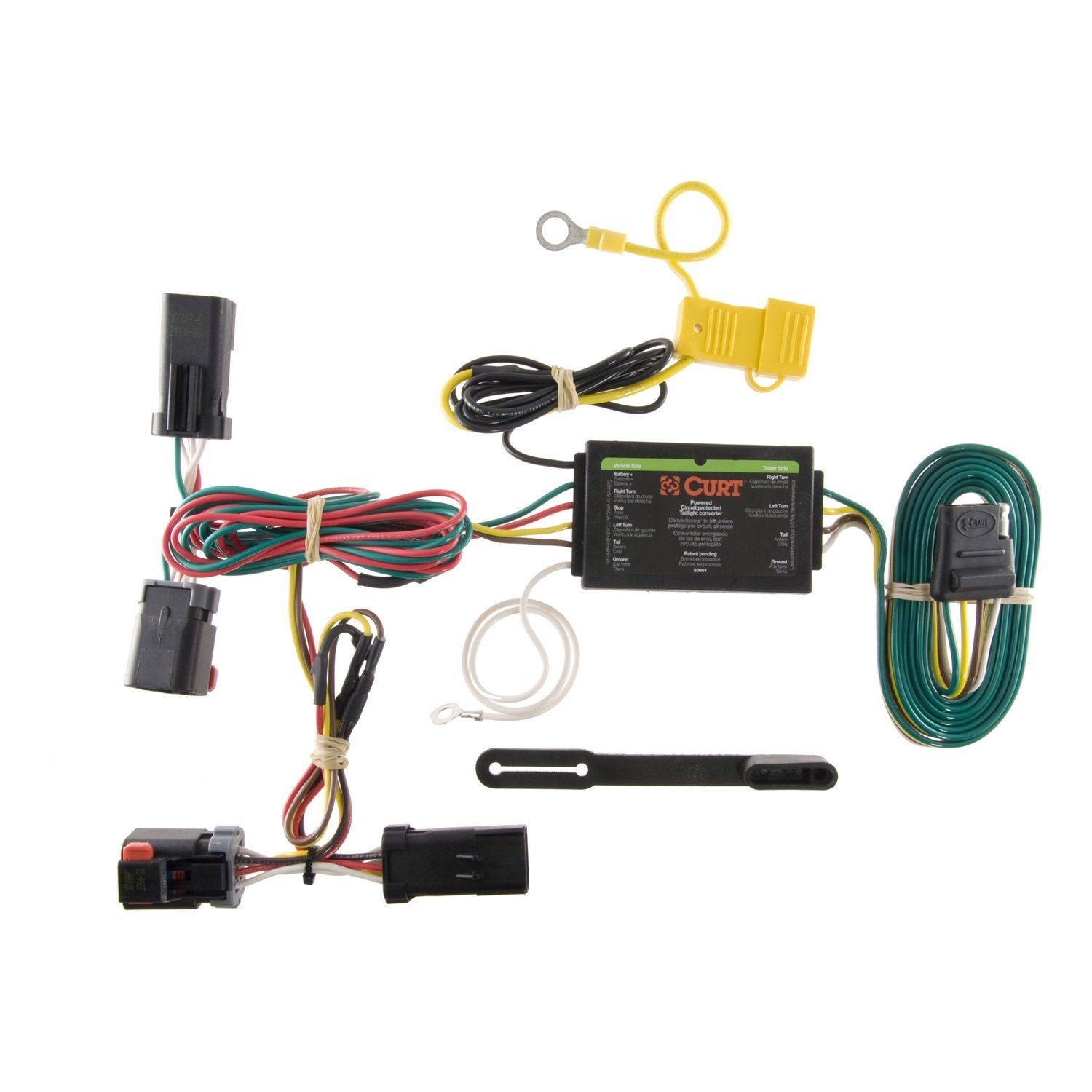 Get Quotations · Trailer Hitch Wiring Fits 2011 Chrysler 300C Plug/Play  Wire Harness
