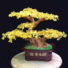 new products 2016 wholesale china crystal trees for wedding gifts