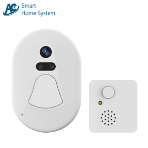 home security alarm solution smart digital wifi video doorbell ring home alarm