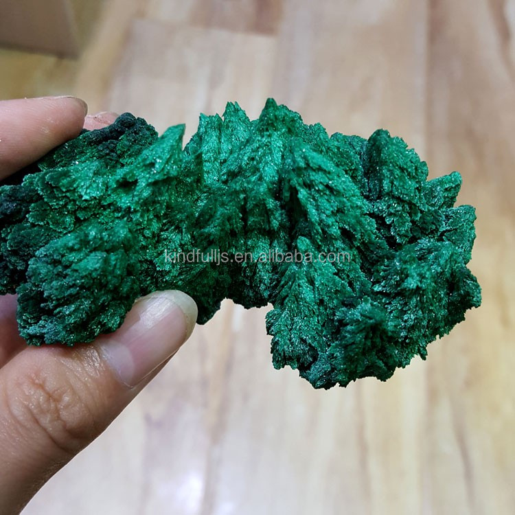 Perfect Small Sized Malachite Specimen Collectible Minerals