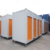cargo container with china warehouse