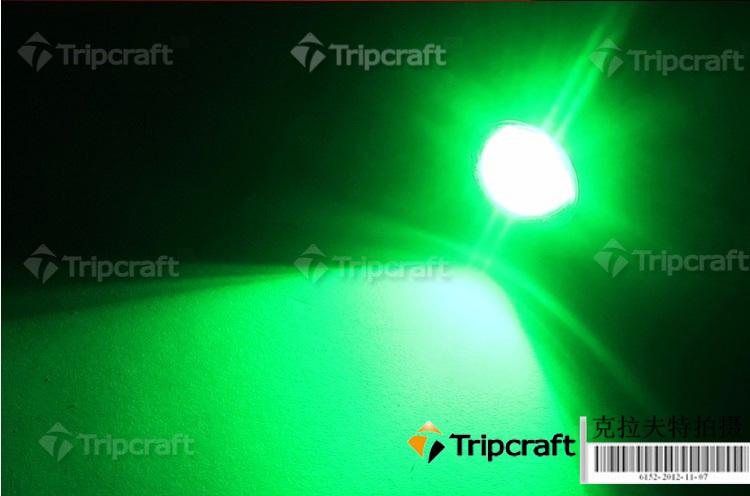 3w Waterproof Screw Drl Led Eye Lens Car Auto Eagle Eye 3w Led ...