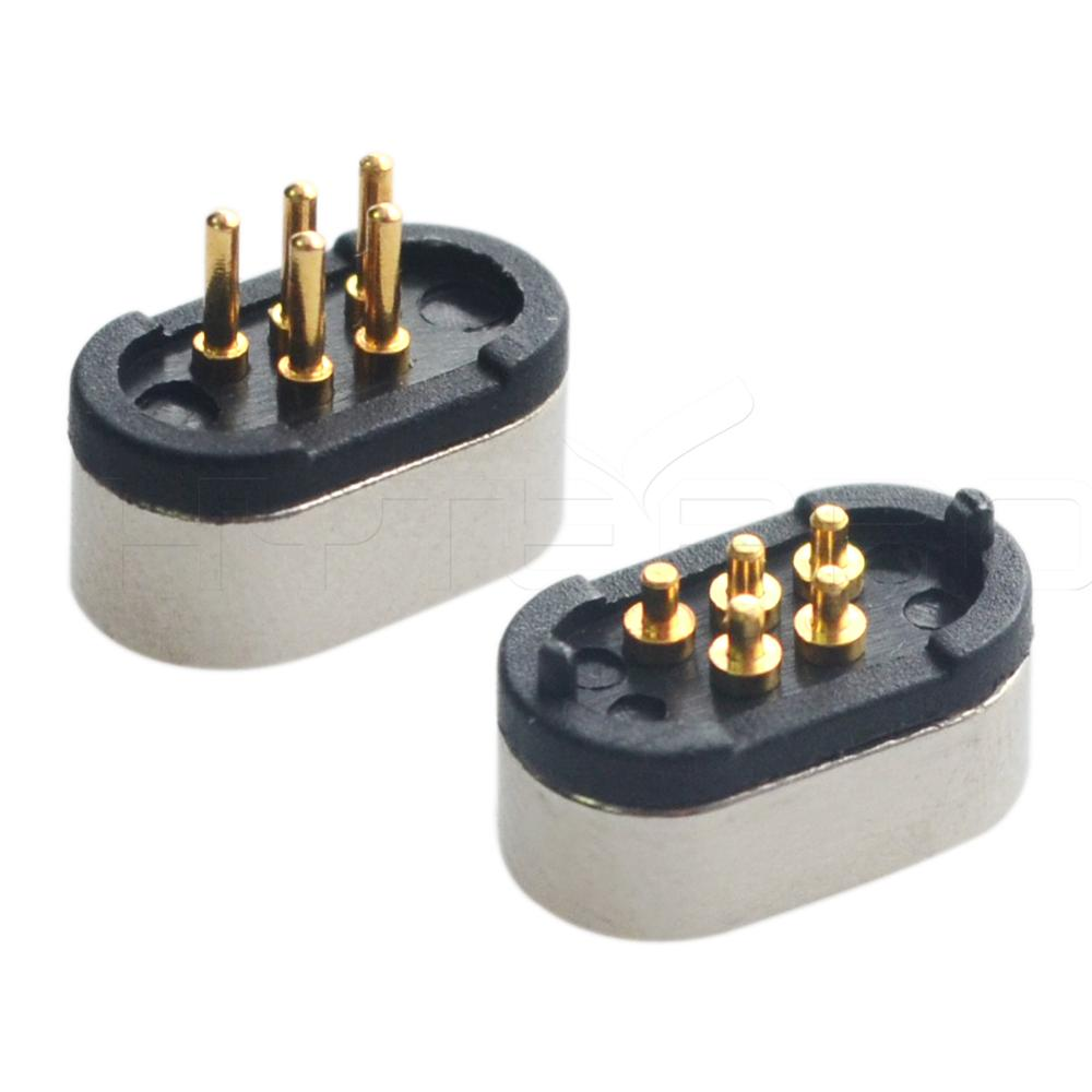 Electrical terminal plug auto 5 pin wire magnetic connectors for automobiles