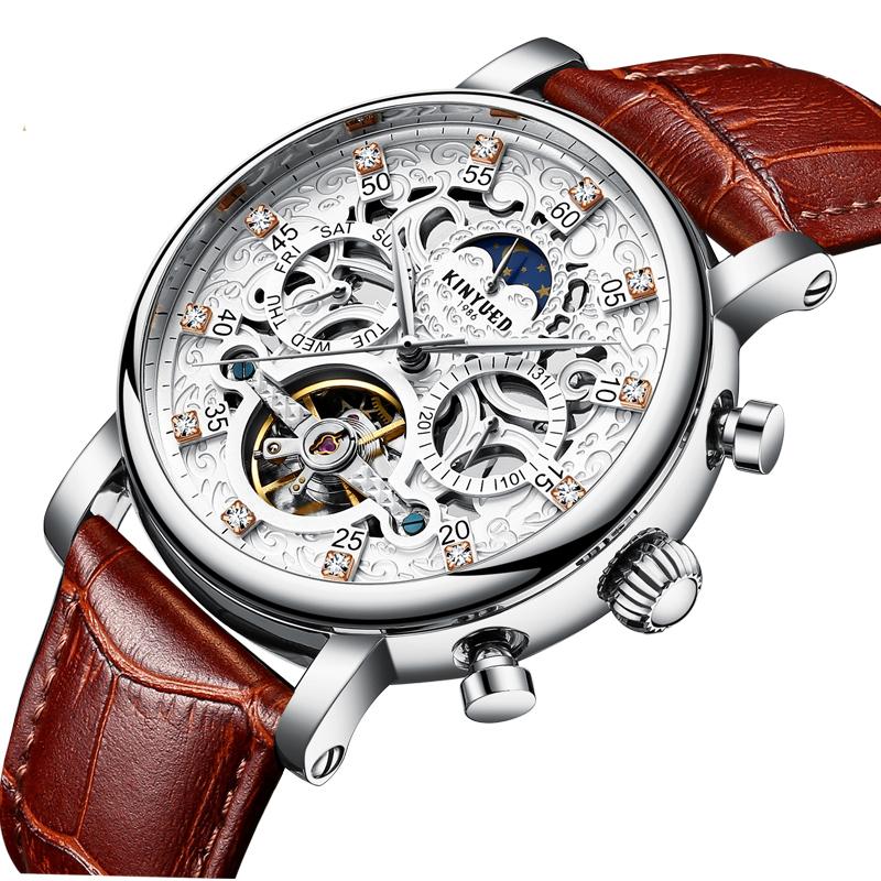 181bb66ef7e0 Catálogo de fabricantes de Kinyued De Los Hombres Reloj Mecánico Automático  de alta calidad y Kinyued De Los Hombres Reloj Mecánico Automático en  Alibaba. ...