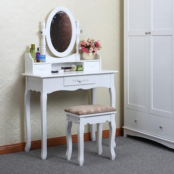 Yasen Houseware Mirror Dressing Table