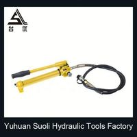 42.7cc China Gas Manual Water Pump with 1E40F-5 Engine