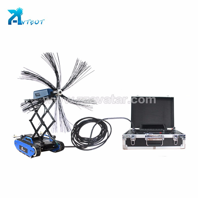 Integrated Circuits ac duct robot cleaner cleaning 2 in 1 multifunctional