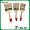 professional paint brush with wooden handle,wooden handle paint brush
