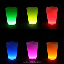 12 oz Nhựa PP Sự Kiện Glow LOGO In Ấn Glow in the Dark <span class=keywords><strong>Cup</strong></span>