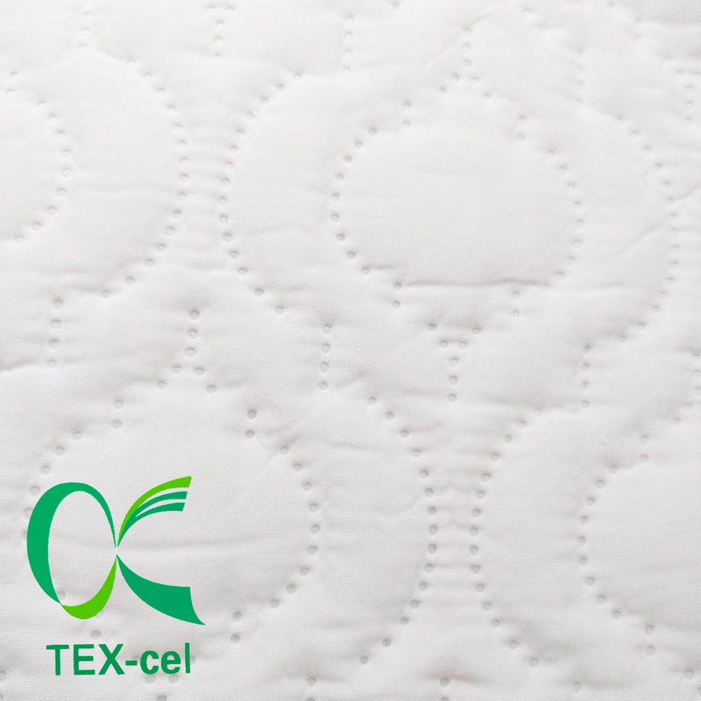 TEX-cel 100% Polyester Chair Cover & Skirt Laminated Scuba Knit Fabric With TPU Membrane