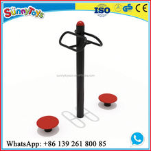 Top Brand in China community garden outdoor fitness equipment stationary bike