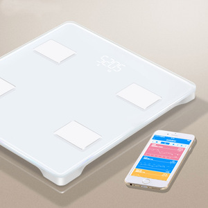 High quality bluetooth body fat scale CE approved wireless digital bathroom scale