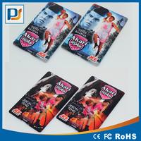 company promotion usb flash card 1gb with logo,1gb usb flash memory card,promotional super thin credit card usb