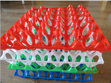 All kinds of color Capacity 30pcs egg packing large plastic egg tray price